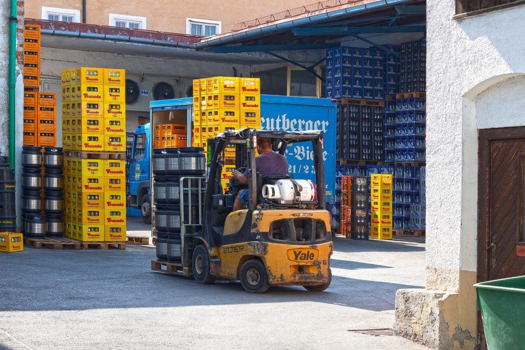 La carga y descarga de mercancías y el cumplimiento CAE